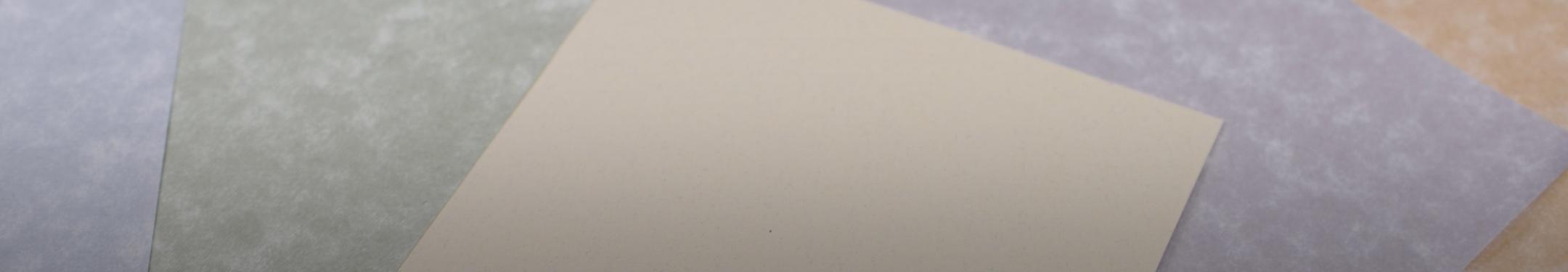 Parchment Card Stock