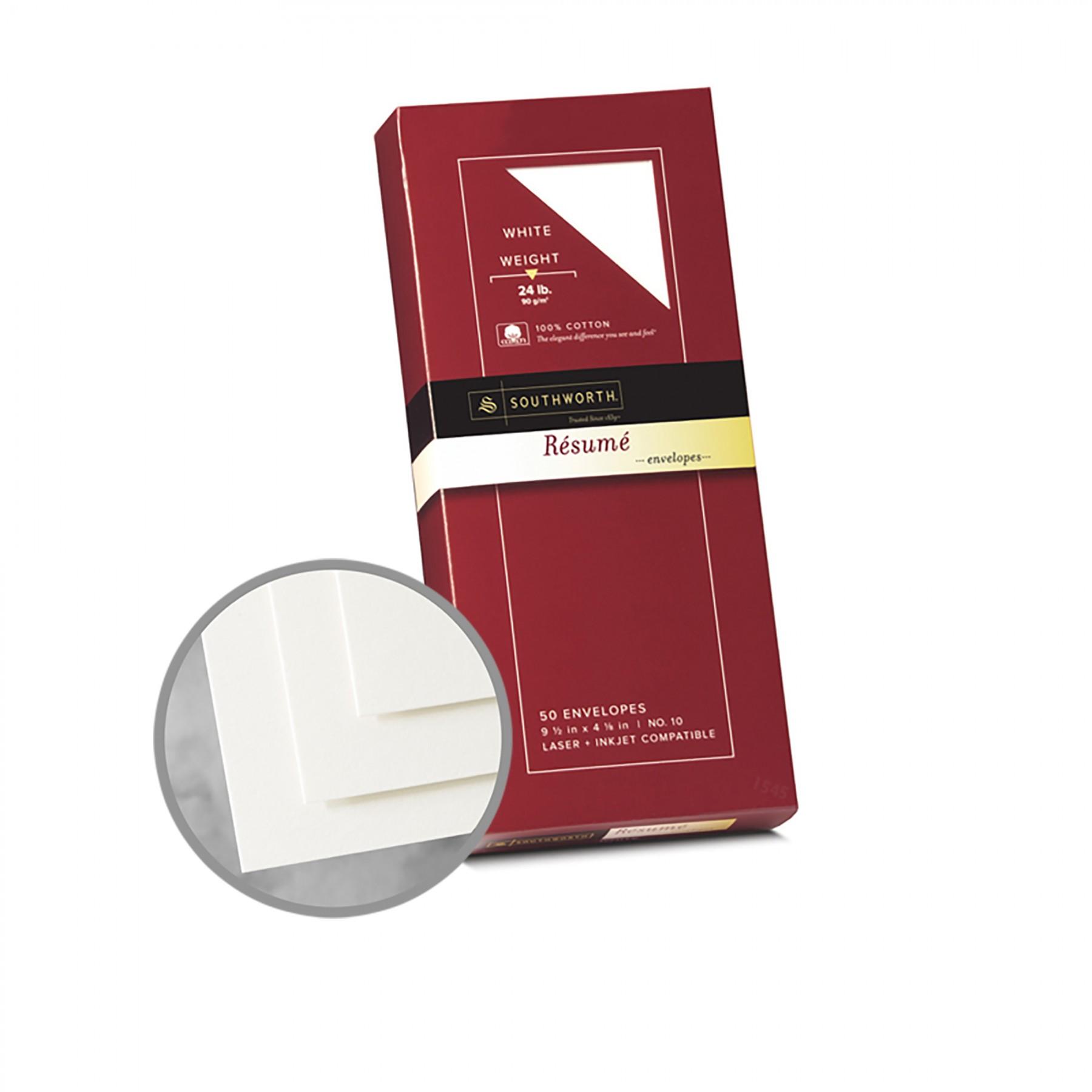 white envelopes no 10 commercial 4 1 8 x 9 1 2 24 lb