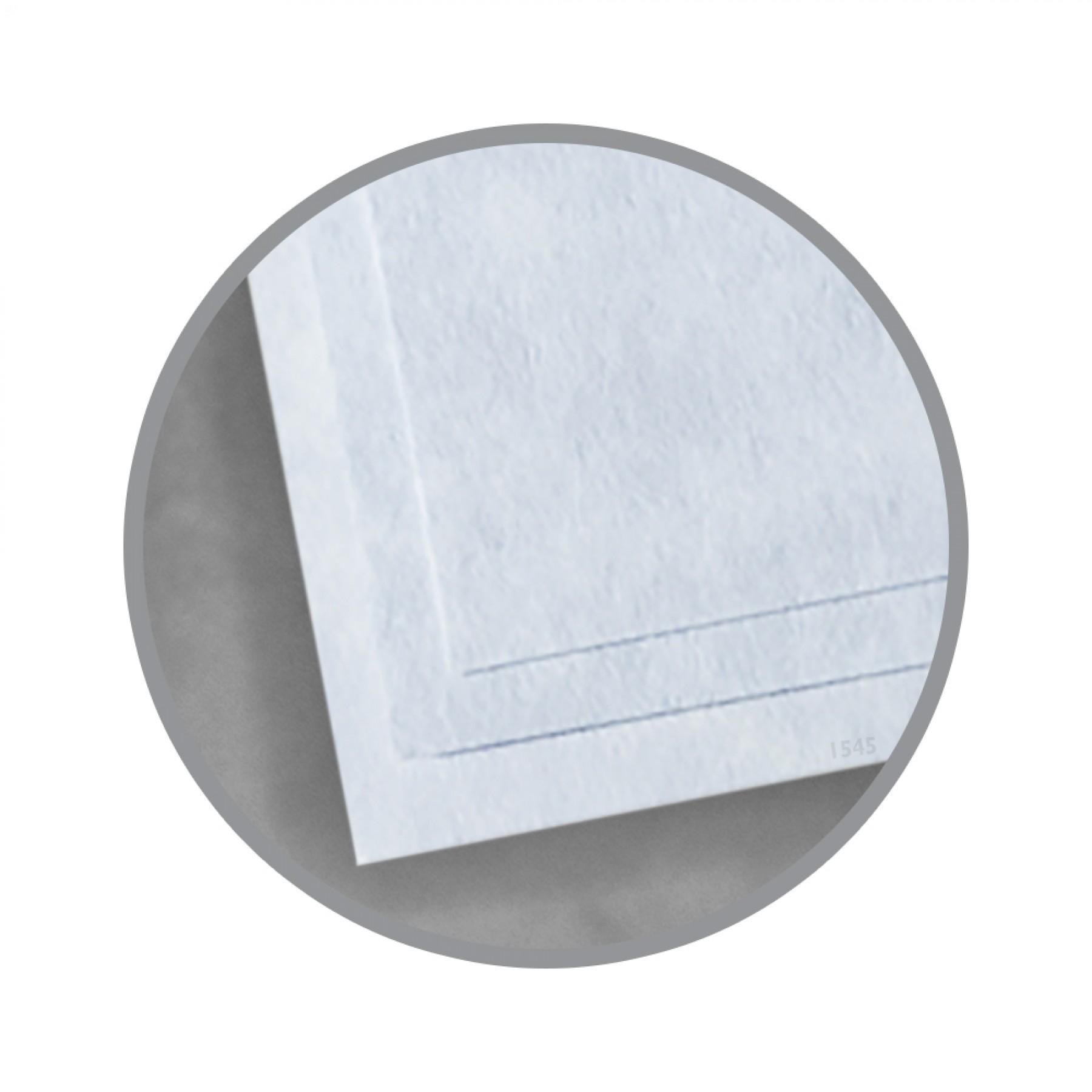 Blue Paper 8 1 2 X 11 In 24 Lb Bond Parchment