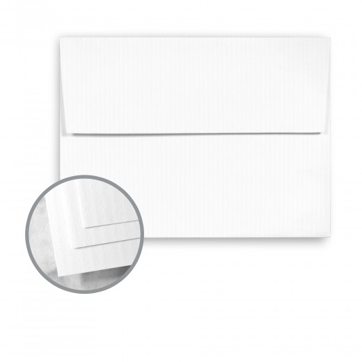 Recycled 100 Bright White Envelopes A7 5 1 4 X 7 1 4