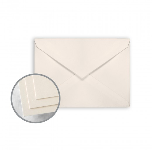 1fc6f3d9da2 Classic Cream Envelopes - Lee (5 1 4 x 7 1 4) 70 lb Text Smooth ...