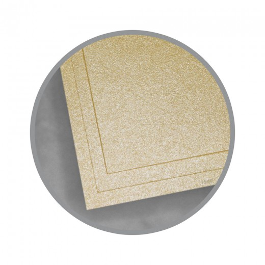 gold leaf paper 8 1 2 x 11 in 80 lb text metallic. Black Bedroom Furniture Sets. Home Design Ideas
