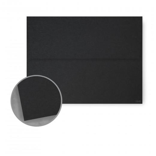 Kraft-Tone Standard Black Kraft Envelopes - A7 (5 1/4 x 7 1/4) 70 lb Text  Vellum 100% Recycled 250 per Box