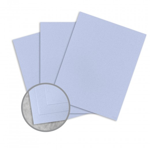 periwinkle paper 8 1 2 x 11 in 70 lb text smooth fiber 30
