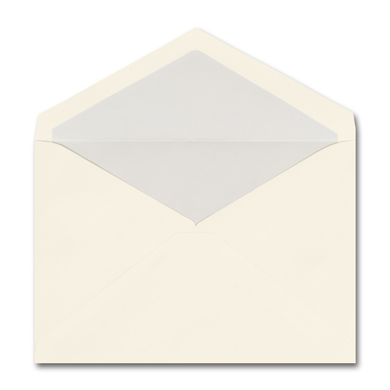 fine impressions stationery ecru envelopes with pearl liner
