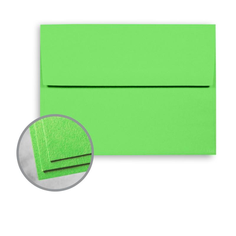 martian green envelopes a7 5 1 4 x 7 1 4 60 lb text smooth 30