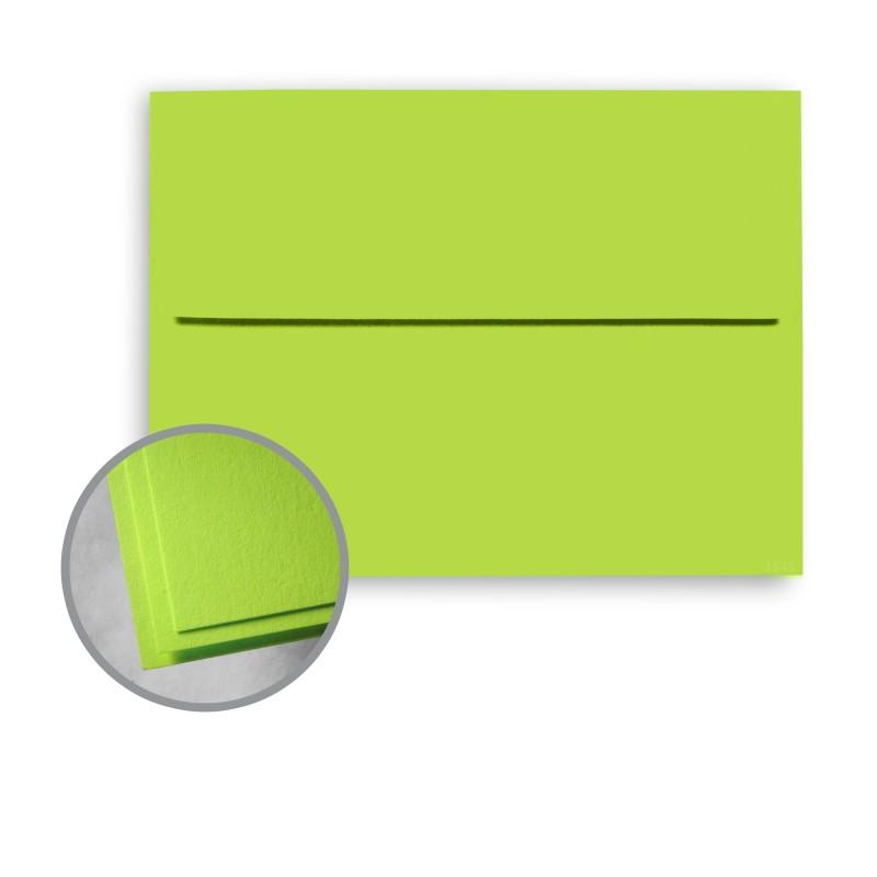 terra green envelopes a7 5 1 4 x 7 1 4 60 lb text smooth