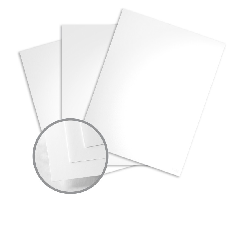White Paper 12 X 18 In 100 Lb Text Gloss 10 Recycled Sterling