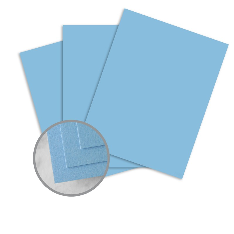 blue paper 23 x 35 in 70 lb text vellum 30 recycled carnival