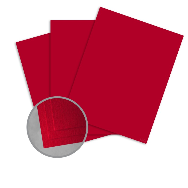 red paper 25 x 38 in 70 lb text vellum 30 recycled carnival