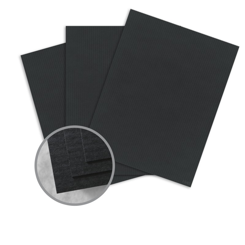 Epic black paper 26 x 40 in 120 lb cover dt embossed 30 for Classic columns paper