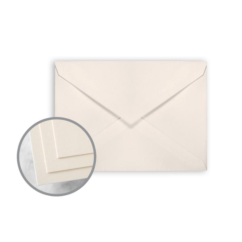 classic cream envelopes no 5 1 2 baronial 4 3 8 x 5 3 4 70 lb