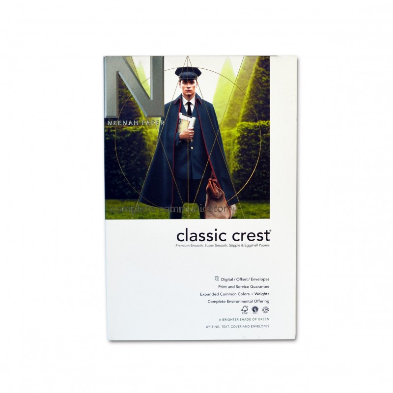 CLASSIC CREST Swatchbook | The Paper Mill Store