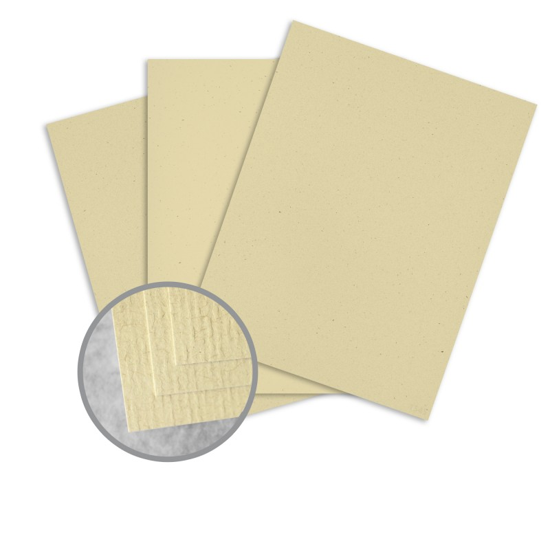camel hair card stock 8 1 2 x 11 in 80 lb cover laid 30 recycled