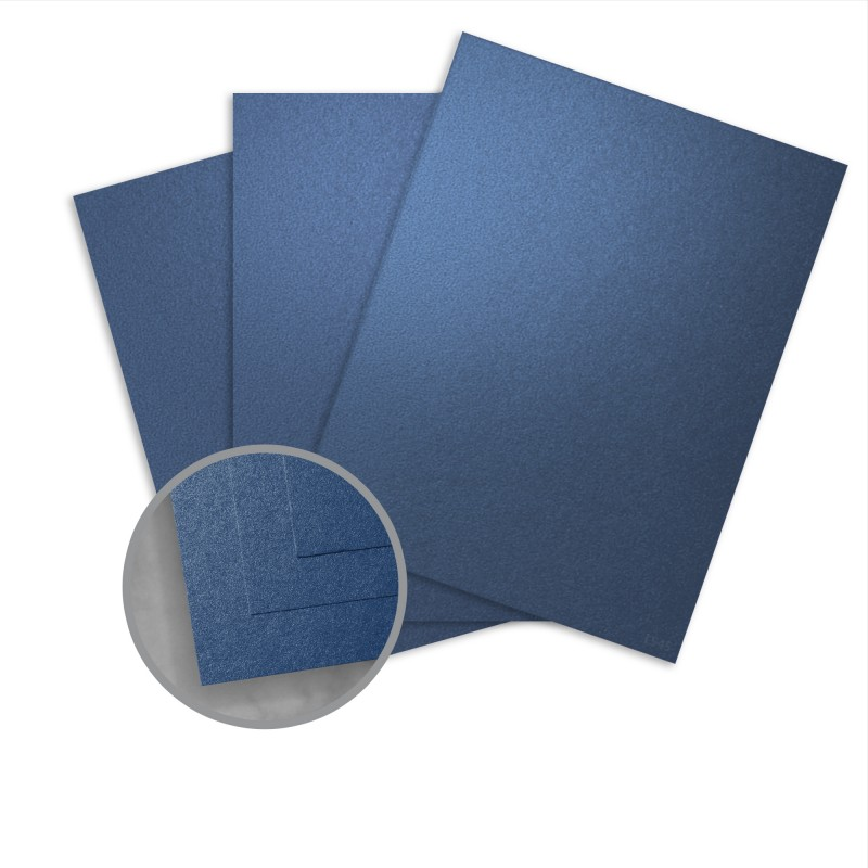 Blueprint card stock 8 12 x 11 in 111 lb cover metallic by arjowiggins malvernweather Images