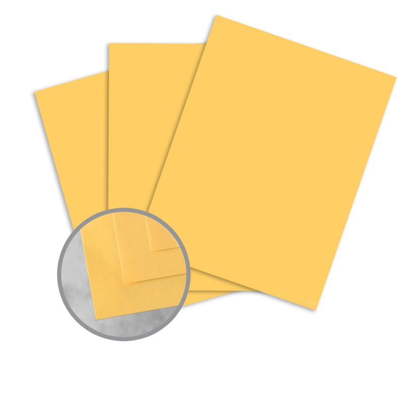 goldenrod paper 8 1 2 x 11 in 20 lb bond smooth 100 recycled