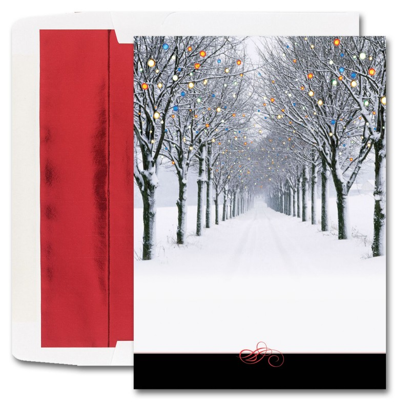 Holiday Greeting Cards: Luxury Holiday Cards, Christmas Cards & More