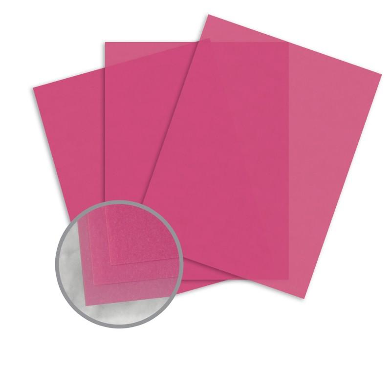 blush paper 8 1 2 x 11 in 27 lb bond translucent vellum glama