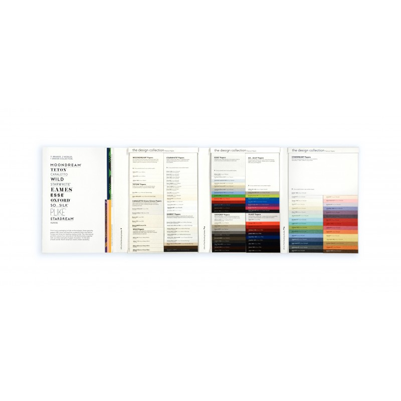 DESIGN COLLECTION Swatchbook | The Paper Mill Store