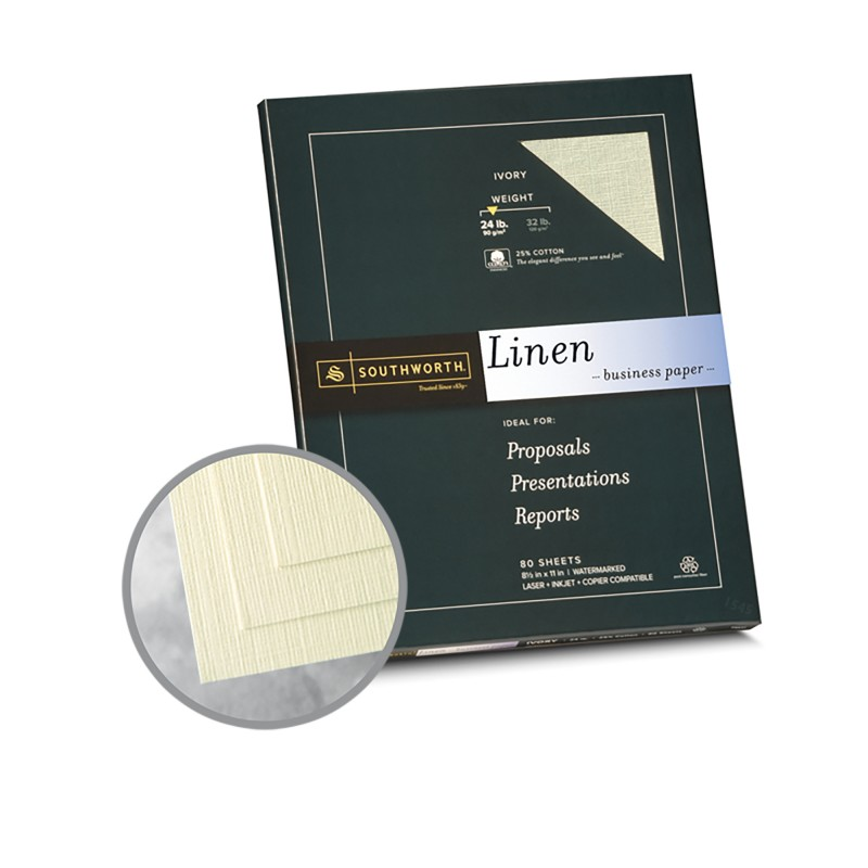 25 cotton linen paper no watermark Paper dar ivory legal 25% cotton applications pk 10  service by making sure  the paper does not get in the way of reading the intended.