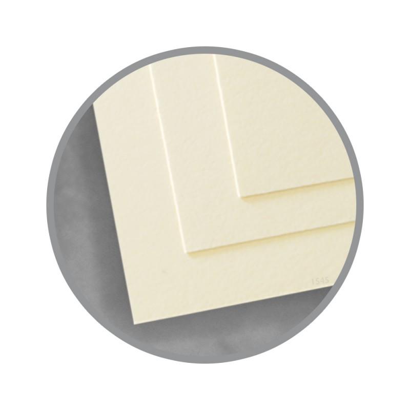 ivory paper 8 1 2 x 11 in 24 lb bond wove 100 cotton