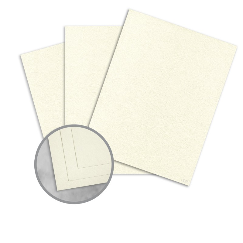 Ivory Card Stock