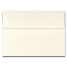 Fine Impressions Ecru Envelopes - A6 (4 3/4 x 6 1/2) 70 lb Text Vellum - 250 per Box