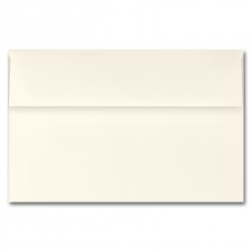 Fine Impressions Ecru Envelopes - A9 (5 3/4 x 8 3/4) 70 lb Text Vellum - 250 per Box
