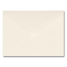 Fine Impressions Ecru Envelopes - Dixmore Inner Non Gummed (4 5/8 x 6 3/16) 70 lb Text Vellum - 250 per Box