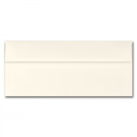 Fine Impressions Ecru Envelopes - No. 10 Commercial (4 1/8 x 9 1/2) 70 lb Text Vellum - 250 per Box