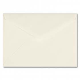 Fine Impressions Ecru Envelopes - Tiffany Outer (6 x 8 1/4) 70 lb Text Vellum - 50 per Box