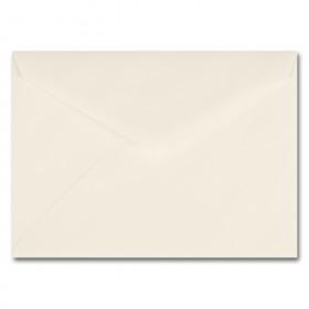 Fine Impressions Ecru Envelopes - Tiffany Outer (6 x 8 1/4) 70 lb Text Vellum - 50 per Box