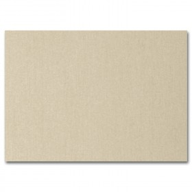 Fine Impressions Gold Shimmer Flat Cards - A1 (3 1/2 x 4 7/8) 105 lb Cover Smooth - 50 per Box