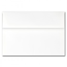 Fine Impressions Hi White Envelopes - A1 (3 5/8 x 5 1/8) 70 lb Text Vellum - 250 per Box
