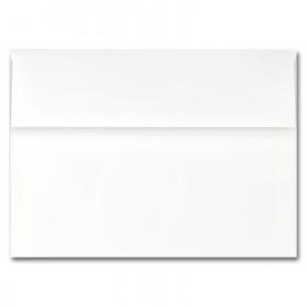 Fine Impressions Hi White Envelopes - A7 (5 1/4 x 7 1/4) 70 lb Text Vellum - 250 per Box