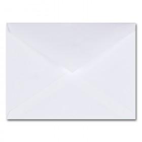 Fine Impressions Hi White Envelopes - Dixmore Inner Non Gummed (4 5/8 x 6 3/16) 70 lb Text Vellum - 250 per Box