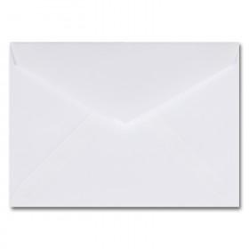Fine Impressions Hi White Envelopes - Jumbo Inner Non Gummed (5 5/16 x 7 5/8) 70 lb Text Vellum - 50 per Box