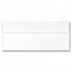 Fine Impressions Hi White Envelopes - No. 10 Commercial (4 1/8 x 9 1/2) 70 lb Text Vellum - 250 per Box