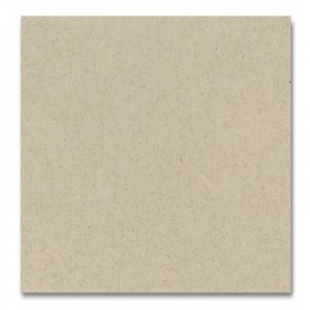 Fine Impressions Kraft Enclosure Cards - (4 7/8 x 5) 100 lb Cover Smooth - 250 per Box