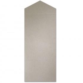 Fine Impressions Kraft Seal 'n Send Invitations (4 3/8 x 6 folded) 100 lb Cover Smooth - 250 per Box