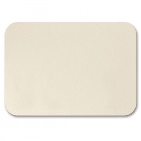 Fine Impressions Rounded Corners Ecru Shimmer Folded Cards - A1 (3 1/2 x 4 7/8 folded) 105 lb Cover Smooth - 50 per Box