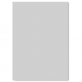 Fine Impressions Silver Shimmer Flat Invitations - Jumbo (5 1/8 x 7 1/4) 105 lb Cover Smooth - 50 per Box