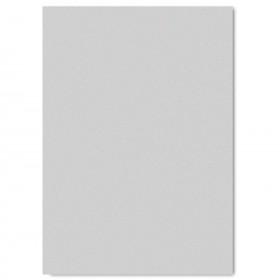 Fine Impressions Silver Shimmer Flat Invitations - Jumbo (5 1/8 x 7 1/4) 105 lb Cover Smooth - 50 per Box