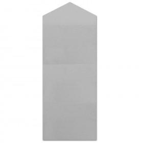 Fine Impressions Silver Shimmer Seal 'n Send Invitations (4 3/8 x 6 folded) 105 lb Cover Smooth - 50 per Box