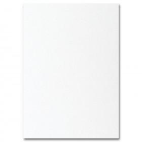 Fine Impressions White Shimmer Flat Invitations - Jumbo (5 1/8 x 7 1/4) 105 lb Cover Smooth - 50 per Box