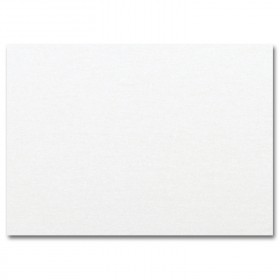 Fine Impressions White Shimmer Folded Cards - A1 (4 7/8 x 3 1/2 folded) 105 lb Cover Smooth - 50 per Box