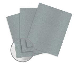 Curious Metallics Galvanized Card Stock - 27 1/2 x 39 3/8 in 111 lb Cover Metallic C/2S 100 per Package