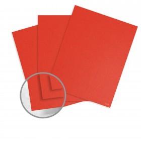 Curious Metallics Magma Paper - 27 1/2 x 39 3/8 in 80 lb Text Metallic C/2S 250 per Package