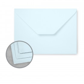 Arturo Blue Envelopes - Arturo Large Invitation w/o Glue (6.13 x 8.38) 81 lb Text Felt 100 per Box