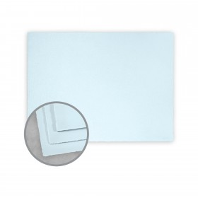 Arturo Blue Flat Cards - Arturo Petite Enclosure Single (2 1/2 x 3 3/4) 96 lb Cover Felt 100 per Box